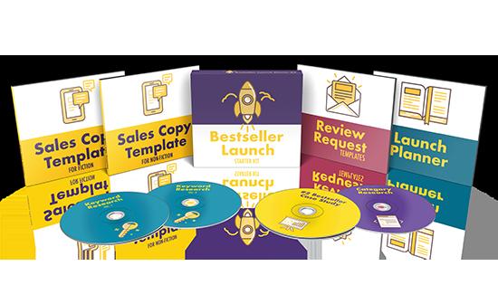 [Graphic of Bestseller Launch Starter Kit]